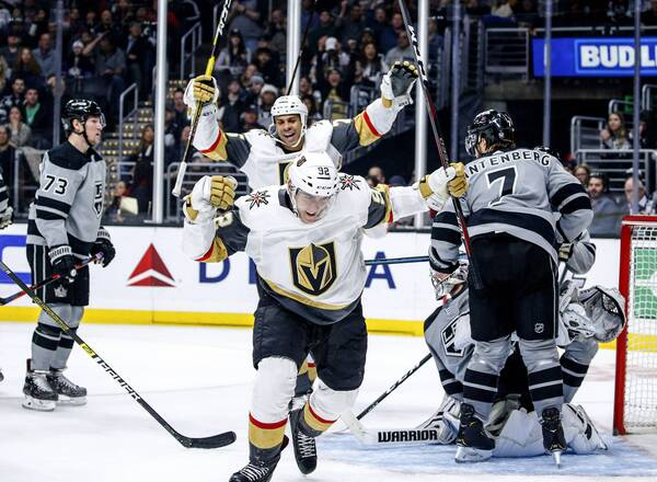 Vegas First Team to Clinch Playoff Spot in NHL This Season